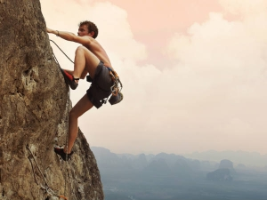 Health Benefits Of Rock Climbing