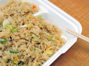 Exotic Green Mango Rice Pulav Recipe