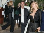 Cannes 2015 A Thong Show By Toni Garrn