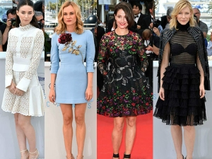 Gorgeous Cocktail Dresses At 2015 Cannes Red Carpet