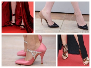 Cannes 2015 Red Carpet Celebrity Shoes We Love