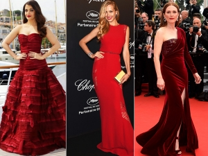 Cannes 2015 Red Gowns On Red Carpet