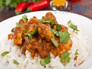 Twenty Minute Chicken Curry Recipe