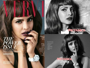 Priyanka Chopras Dreamy Verve Cover Shoot