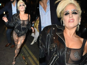 Lady Gaga New Obscene Taste For Fashion