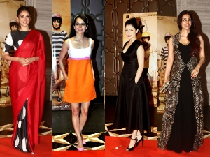 Celebs Spotted At Pk Success Bash