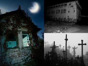 Ten Scariest Places In The World