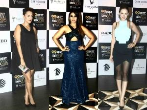 Stylish Celebs At 2015 Gq Best Dresses Men