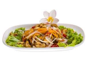 Thai Mango Salad Recipe