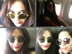Sonam Kapoor Persol Sunglasses