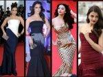 Aishwarya Rai Bachchan Strapless Gowns Pics