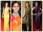 Six South Indian Starlets At Cinemaa 2015 Awards