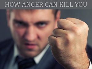Negative Effects Of Anger On Health