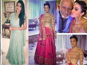 Gauahar Khan Nigaar Wedding Lehenga