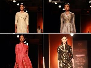 Amazon India Couture Week 2015 Rahul Mishra Tree Of Life