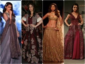 Amazon India Couture Week 2015 Ten Best Showstoppers Ever