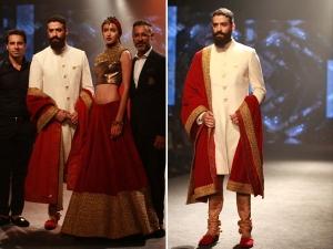 India Bridal Fashion Week 2015 Shantanu And Nikhil Presents The Mahal