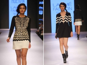 Lakme Fashion Week Winter Festive 2015 Huemn Collection