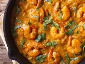 Spicy And Quick Prawn Curry Recipe