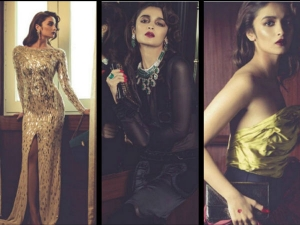 Alia Bhatt Harpers Bazaar Bride September Issue Pics