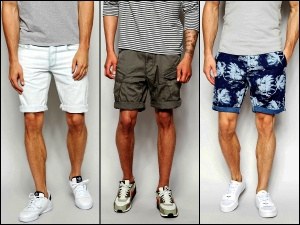 Types Of Shorts In Fashion For Men