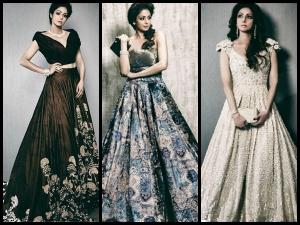 Sridevi Manish Malhotra Couture Hi Blitz India