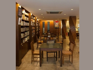 Atta Galatta Best Place For Book Lovers