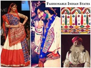 Fashionable Indian States Gujarat Desert Queen Fashion