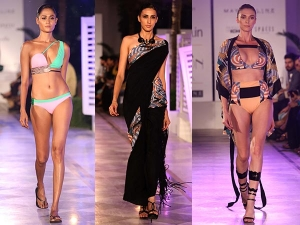 Fashion Trends Amazon India Fashion Week 2016 Shivan And Narresh