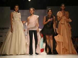 Brilliant Collection By Gauri And Nainika At Aifw