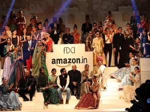 Updates Of Amazon India Fashion Week Spring Summer 2016 Grand Finale
