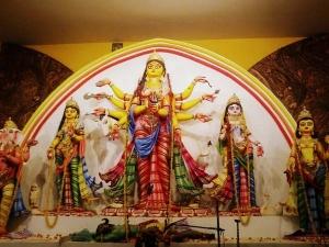 The Legends Of Sandhi Pooja