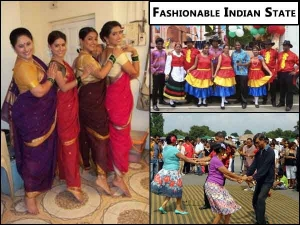 Fashionable Indian State Goa Is Very Popular For Fashion Flea Markets Bikinis