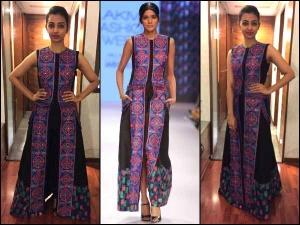 Radhika Apte Wearing Rinku Sobti Lfw Collection