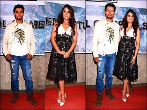 Randeep Hooda Richa Chadda Looks Glamorous Promoting Main Aur Charles