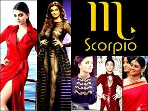 Dark Hues Of Scorpio Women
