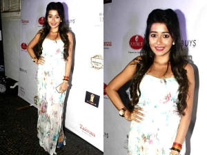 Tina Dutta And Sukirti Kandpal Spotted At Fifth Edition Of Telly Calendar In Floral
