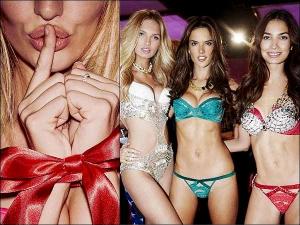 Fashion Inspired By Victorias Secret Runway 2015 New York City