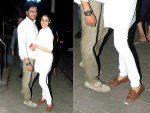 Loafer Buddies Genelia And Riteish Deshmukh