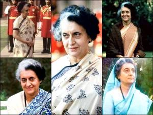 Birthday Special Indira Gandhi Fashion Power Dressing