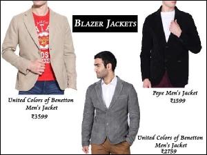 Mens Winter Fashion Fad Jackets