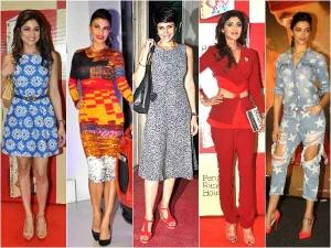 Vote For Your Favorite Best Dressed Celebrity