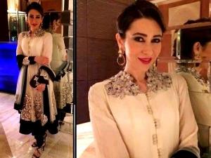 Karishma Kapoor Loves To Wear White Her Best Looks In White