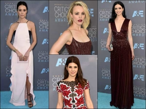 Critics Choice Awards 2016 Best Dressed Celebrities