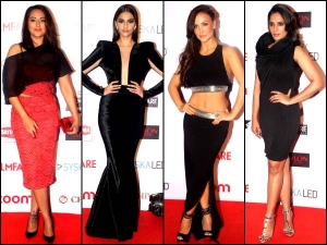 Filmfare Awards Pre Party Celeb In Irresistible Outfits