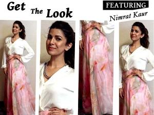 Get The Look Nimrat Kaur Under Seven Thousand