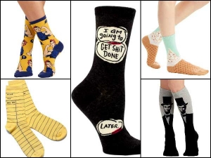 Women Novelty Socks Six Novelty Socks You Need To Look At Now
