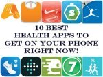 Ten Best Health Apps To Get On Your Phone Right Now