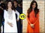 Madhuri Dixit Genelia Dsouza Wearing Indian Suits