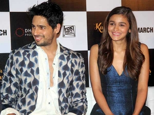 Kapoor And Sons Trailer Launch Alia Bhatt Sidharth Malhotra Outfits
